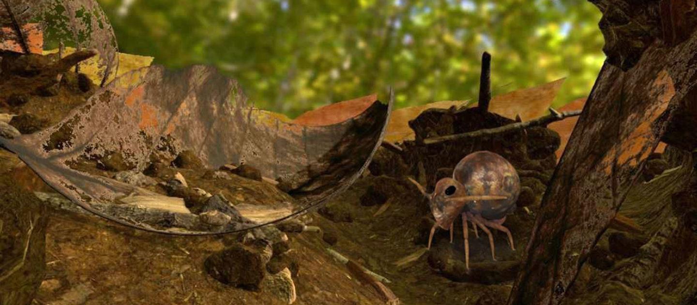 Ausflug der besonderen Art: Virtual Reality Trip in den Boden
