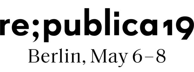 museum4punkt0 auf der re:publica19