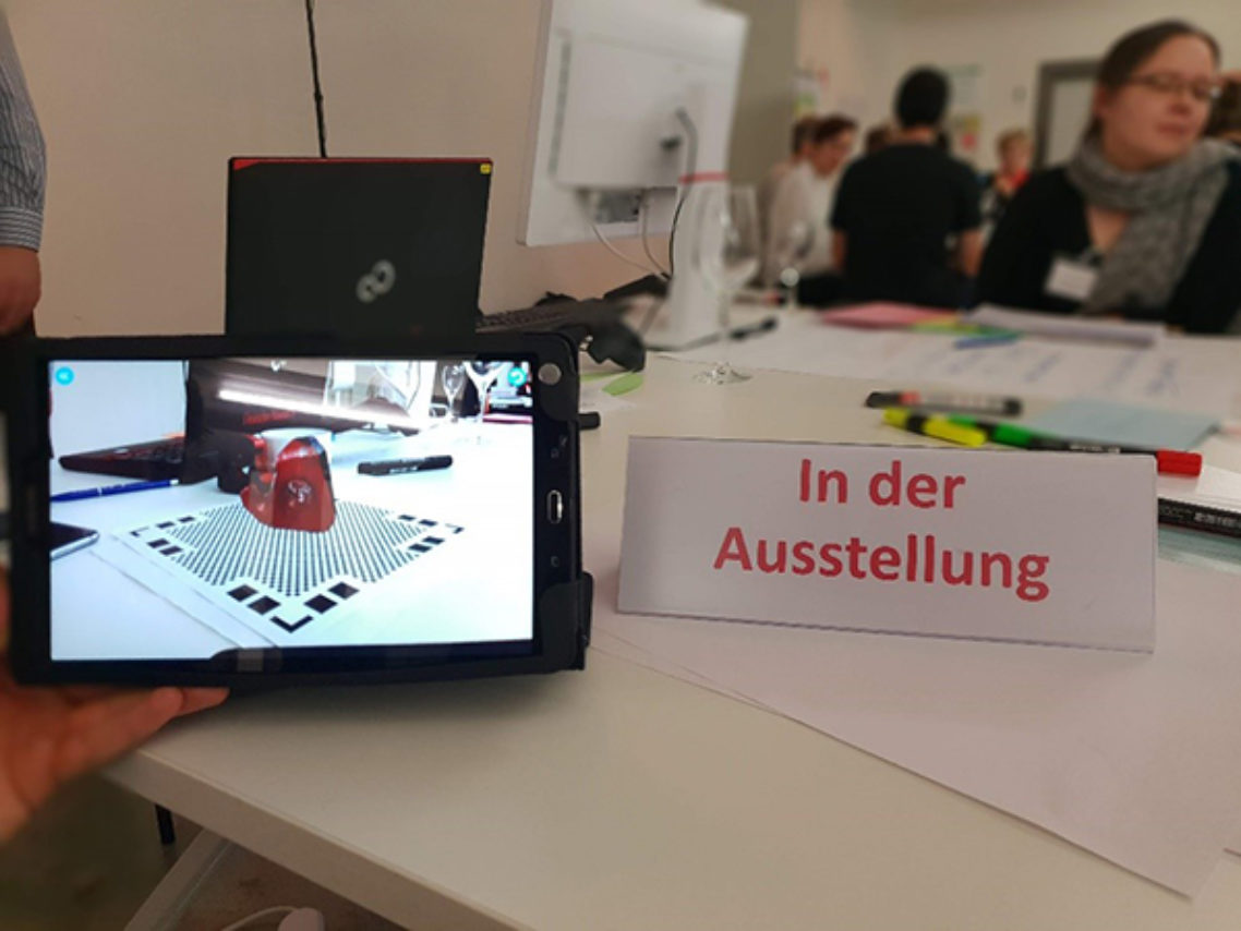Digitalisierung transparent – ein interaktives Workshop-Konzept