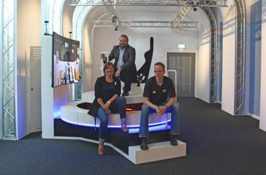 VRlab im Deutschen Museum