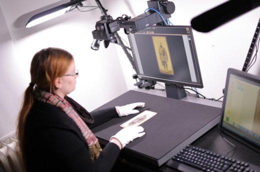 """Im Rahmen von """"museum4punkt0"""" werden hierzu auch ausgewählte Objekte der Sammlung digital erfasst."""