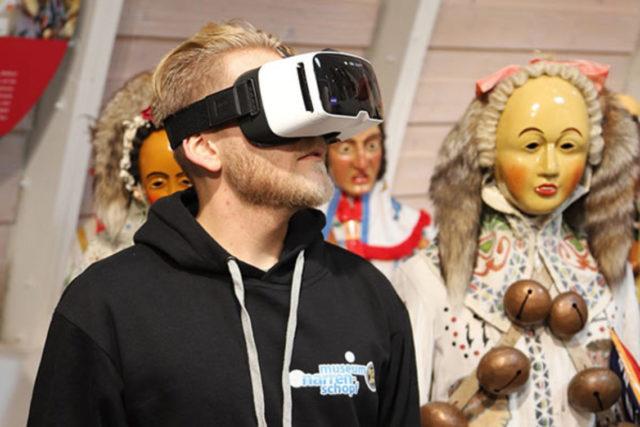 VR test © Fastnachtsmuseum Narrenschopf Bad Dürrheim
