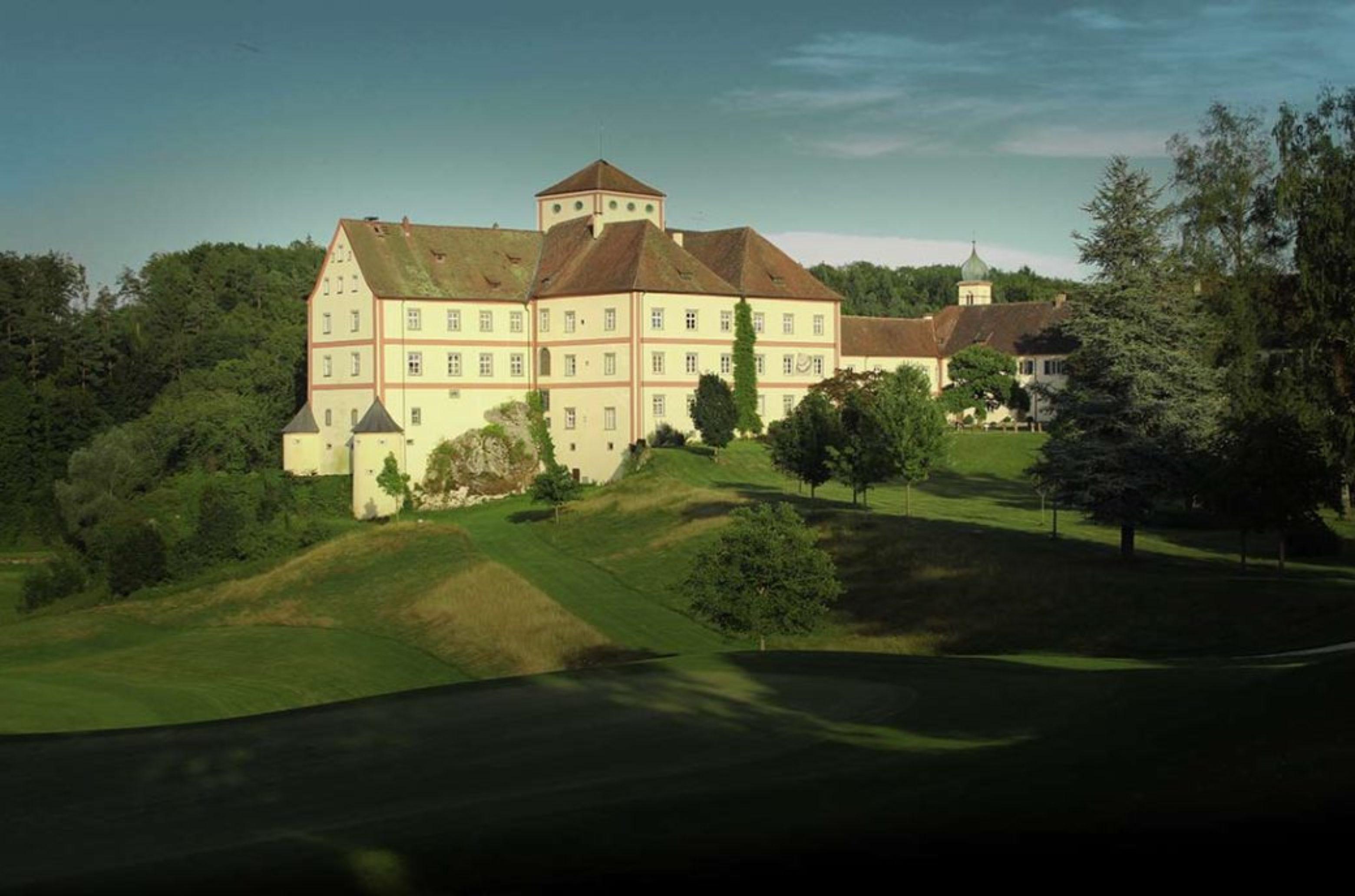 Fasnachtsmuseum in the Schloss Langenstein bei Orsingen-Nenzingen