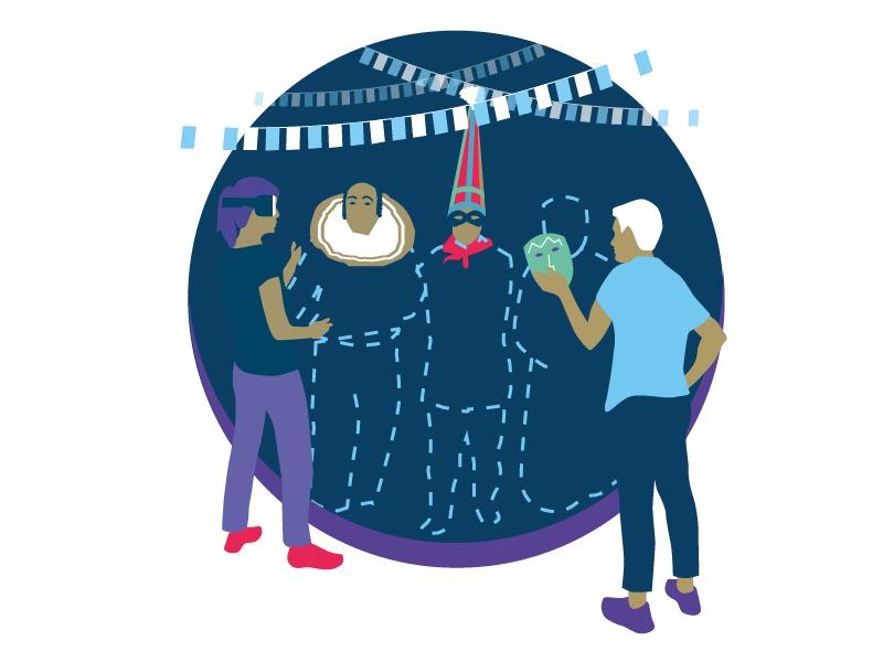 Teilprojekt: Kulturgut Fastnacht digital