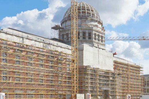 Humboldt Forum im Bau