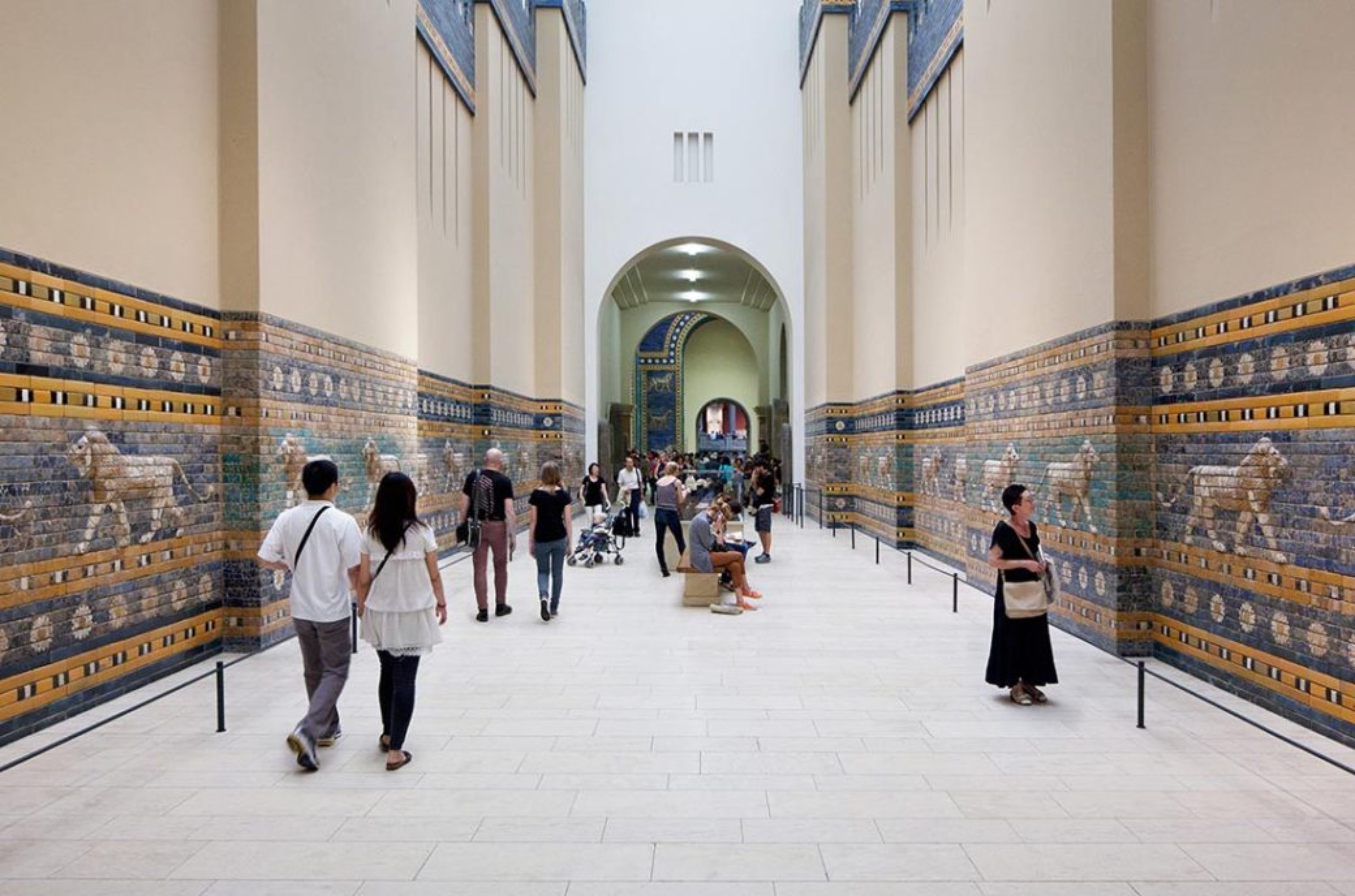 Processional Way in the Pergamonmuseum