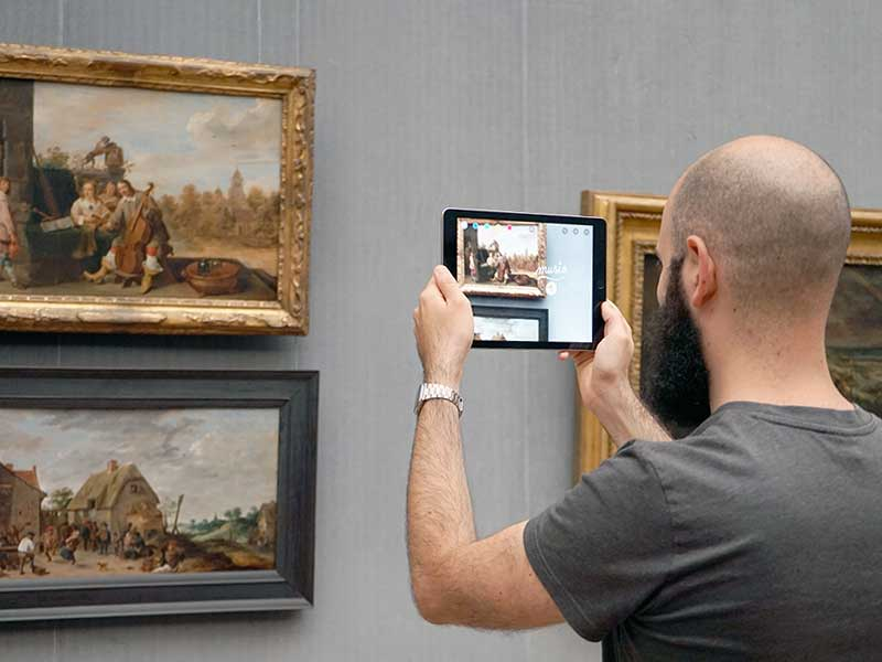 Rethinking Visitor Journeys – The Digital Enhancement of Museum Visits