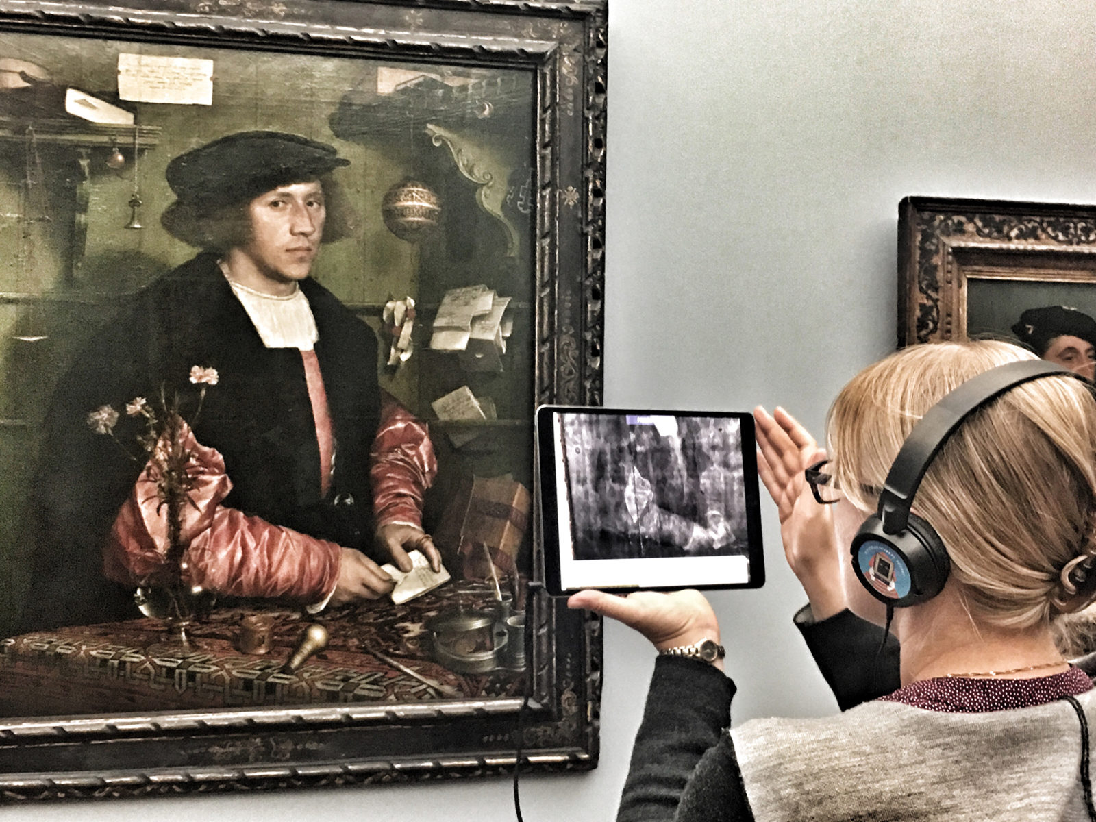 AR in der Gemäldegalerie