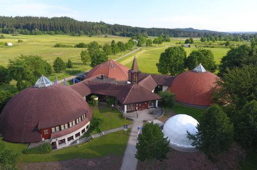 Narrenschopf Bad Dürrheim mit Kuppel
