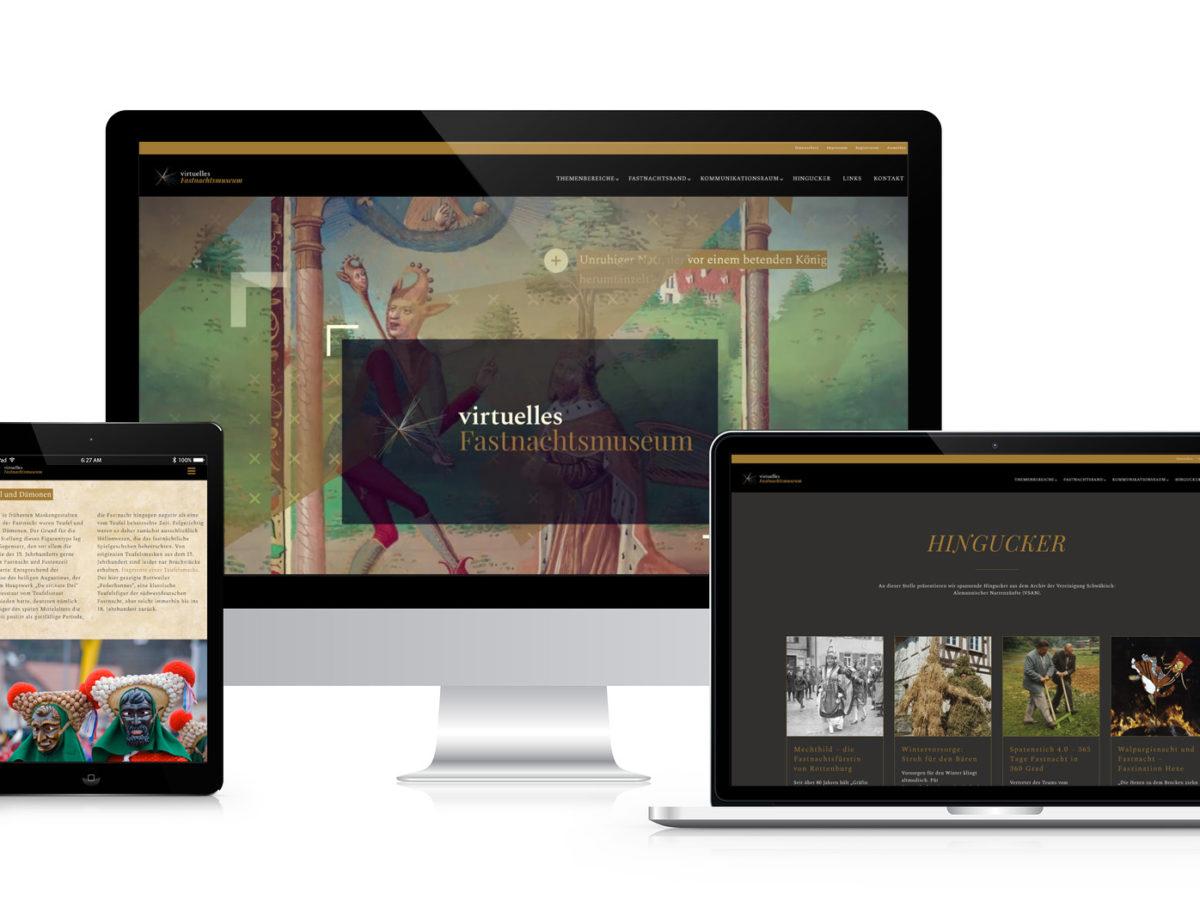 Das Virtuelle Fastnachtsmuseum ist online!