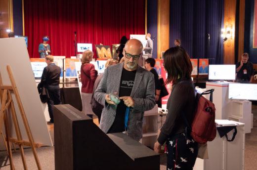 Werkstattgespräche auf dem Symposium Digitalwerkstatt Museum