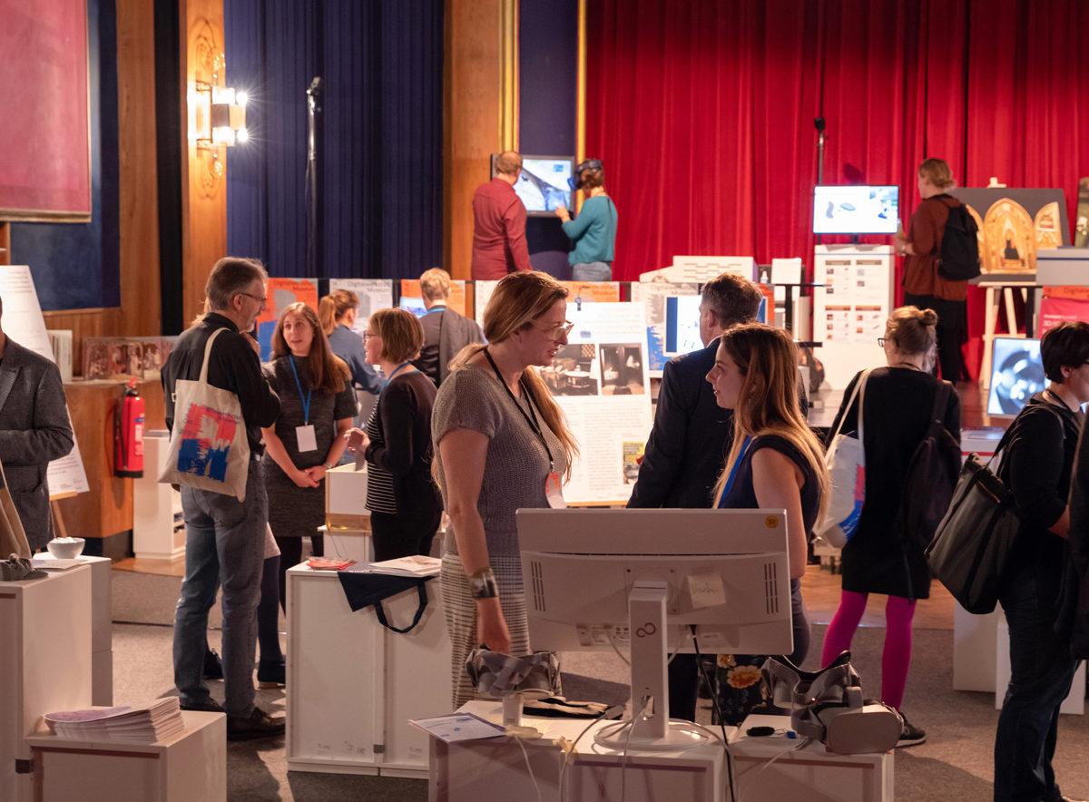 Digitalwerkstatt Museum – unser Symposium zum Nachschauen