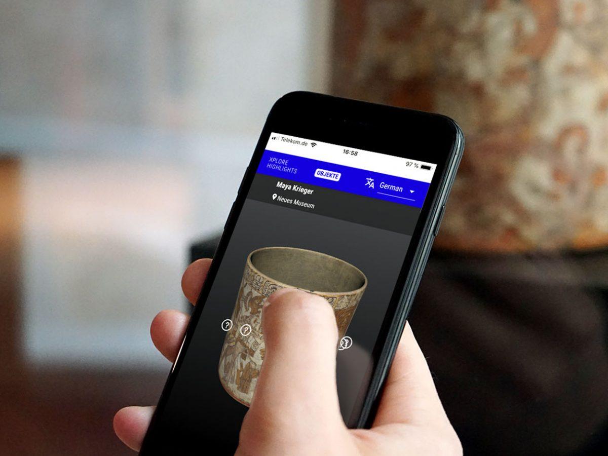 Digitale Zugänge zu Museumsobjekten und Forschungsbeteiligung