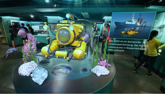 AR-Meeresforschung (Szenario-Sketch)