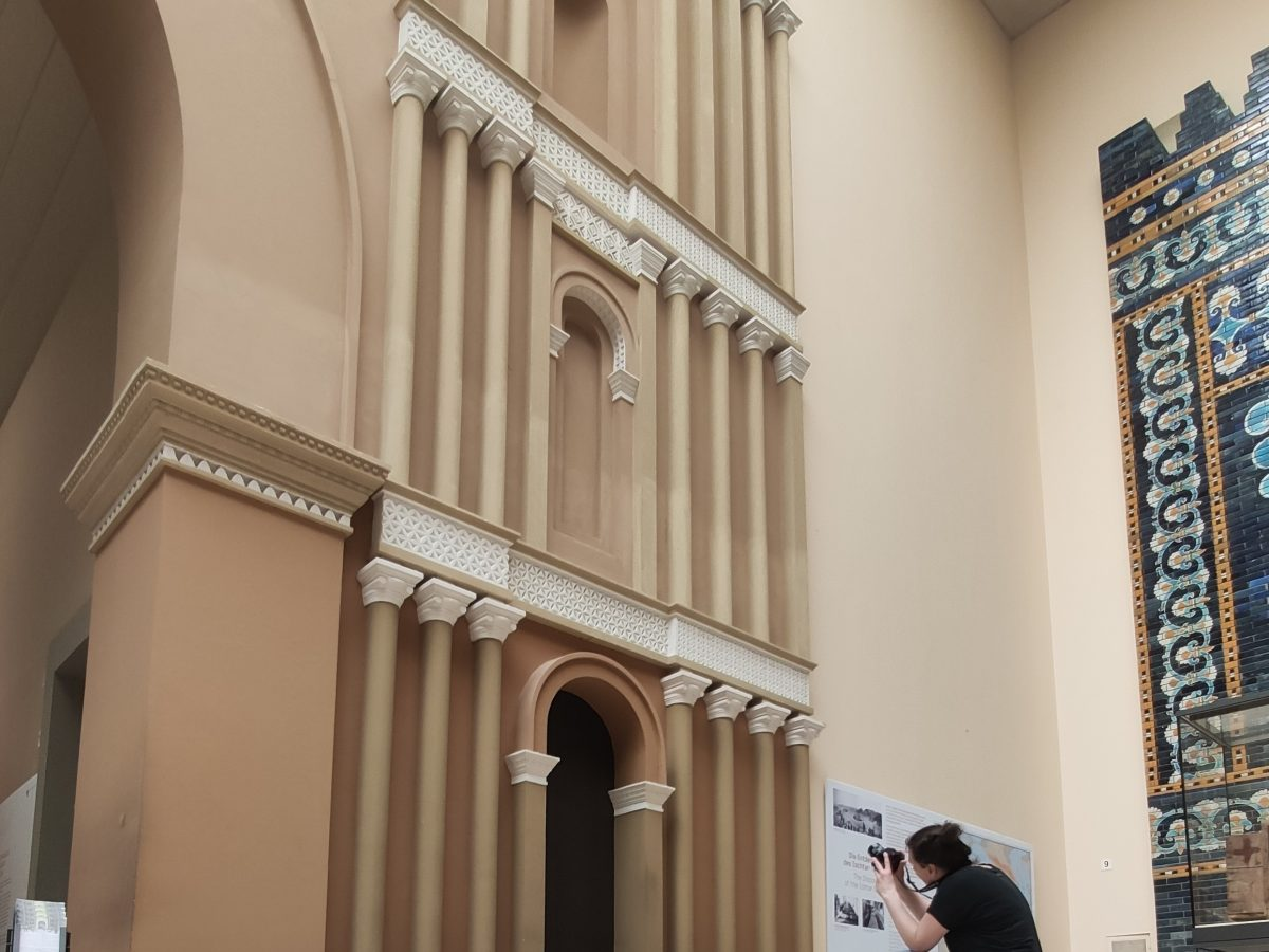 Blick hinter die Kulissen: 3D-Aufnahmen im leeren Pergamonmuseum