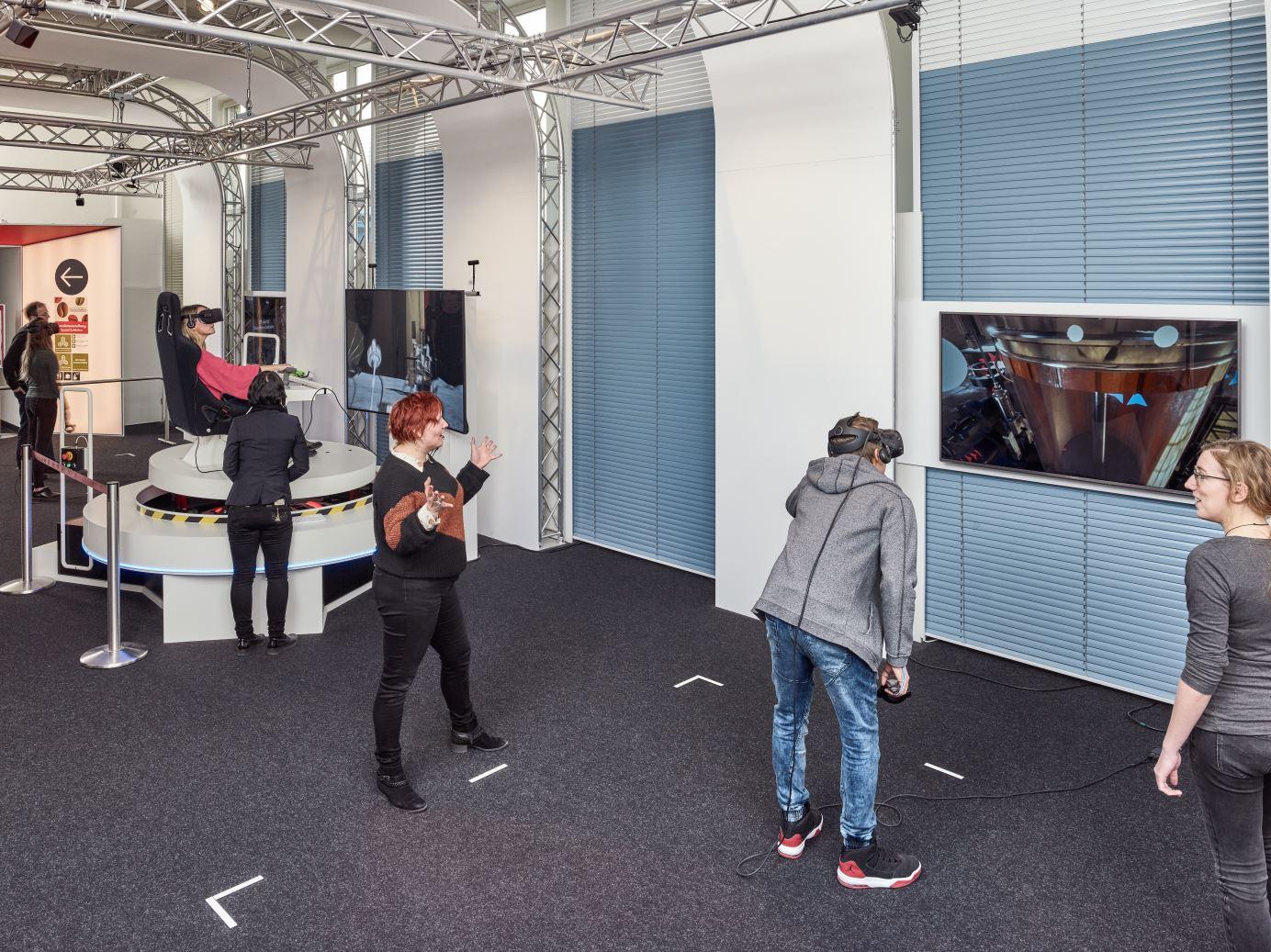 Ein reibungsloser Betrieb von VR braucht ein detailliertes Konzept