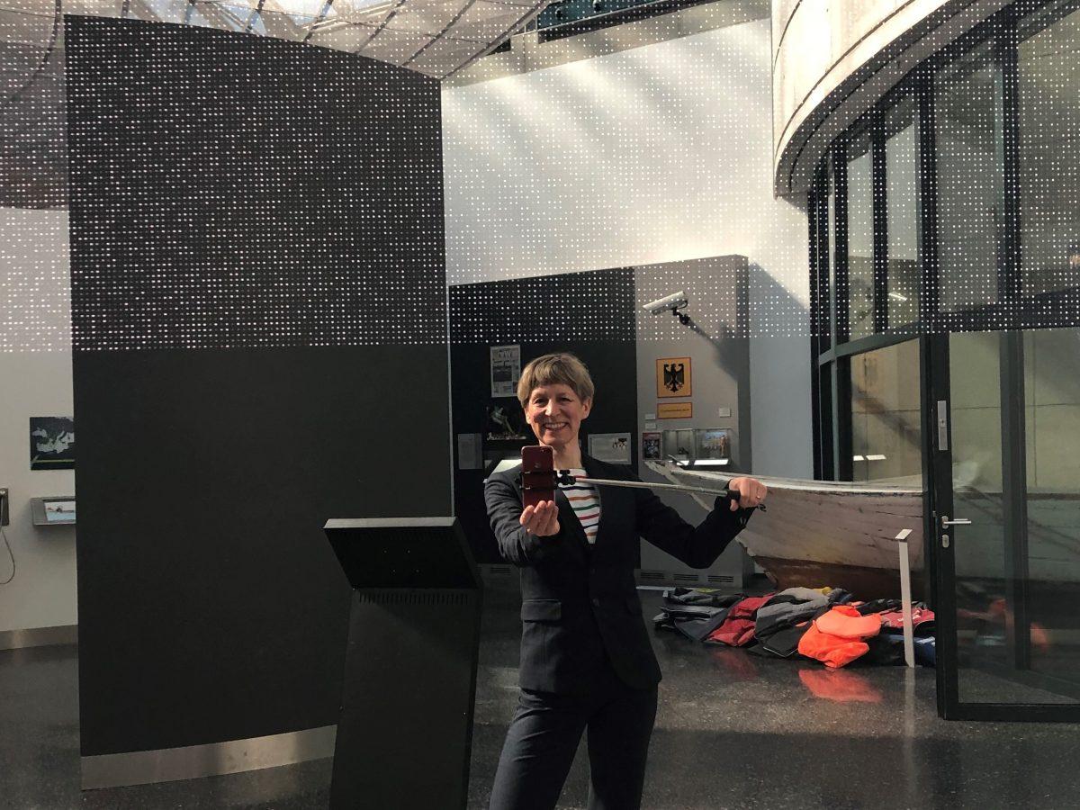 """""""museum4punkt0 als Raum, um zu experimentieren, zu lernen und die digitale Museumsarbeit zu professionalisieren"""""""