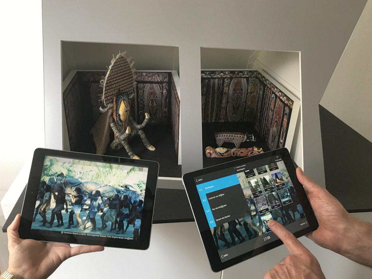 Gruppenerlebnisse durch digitale Medien
