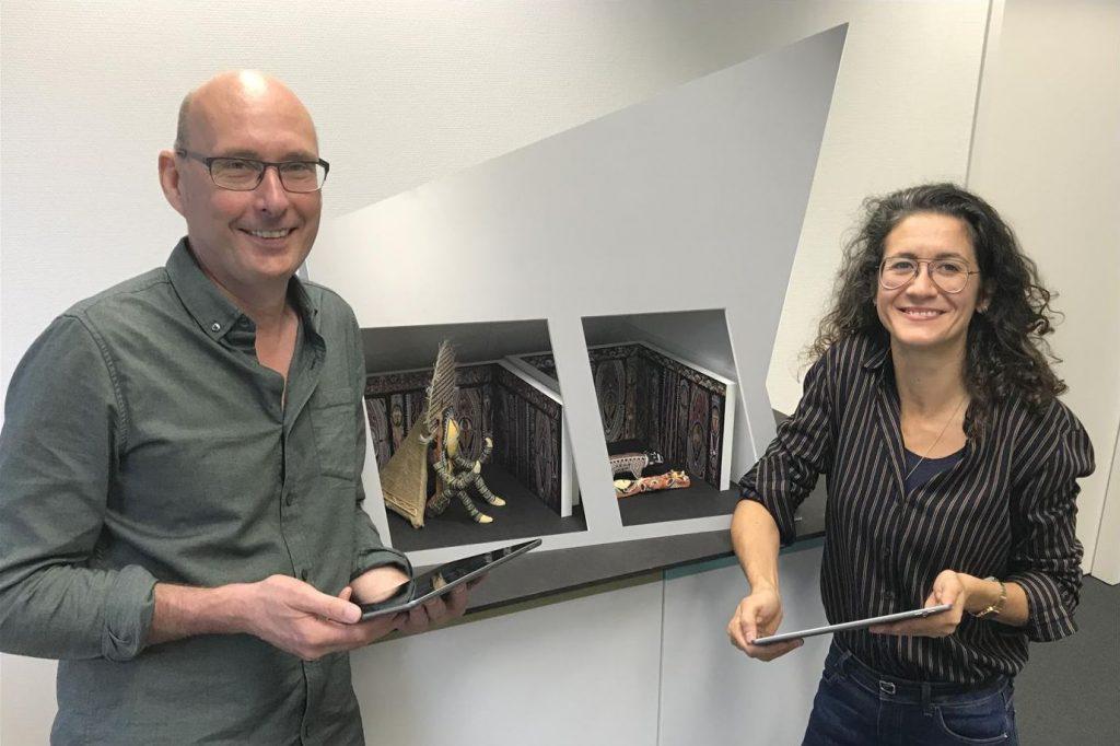 Dietmar Fuhrmann und Cristina Navarro