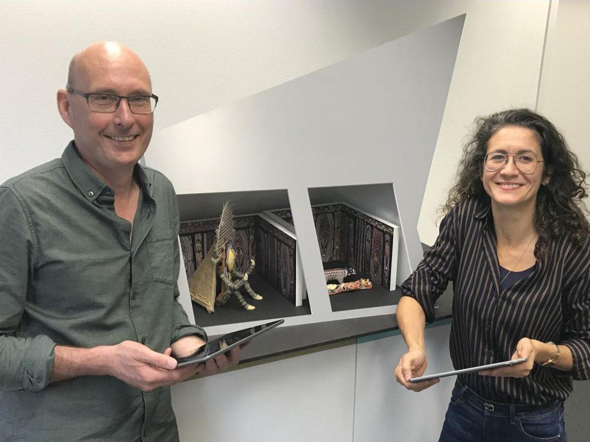 Getestet: digitales AR-Tool für die Ausstellungsvermittlung