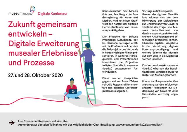 Konferenz-Flyer