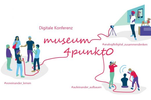 Zukunft gemeinsam entwickeln – Digitale Erweiterung musealer Erlebnisse und Prozesse