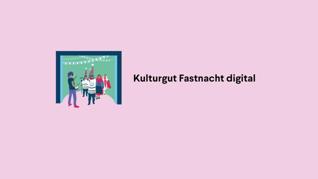 Film zum Teilprojekt - Kulturgut Fastnacht digital - des Fastnachtsmuseums Schloss Langenstein.