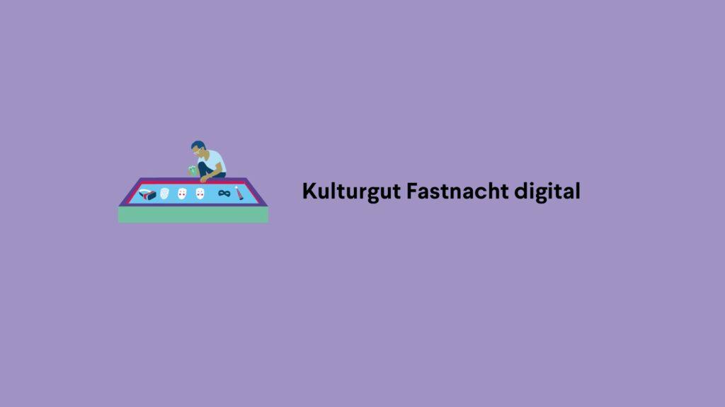 Film zum Teilprojekt - Kulturgut Fastnacht digital - des Fastnachtsmuseums Narrenschopf in Bad Dürrheim.