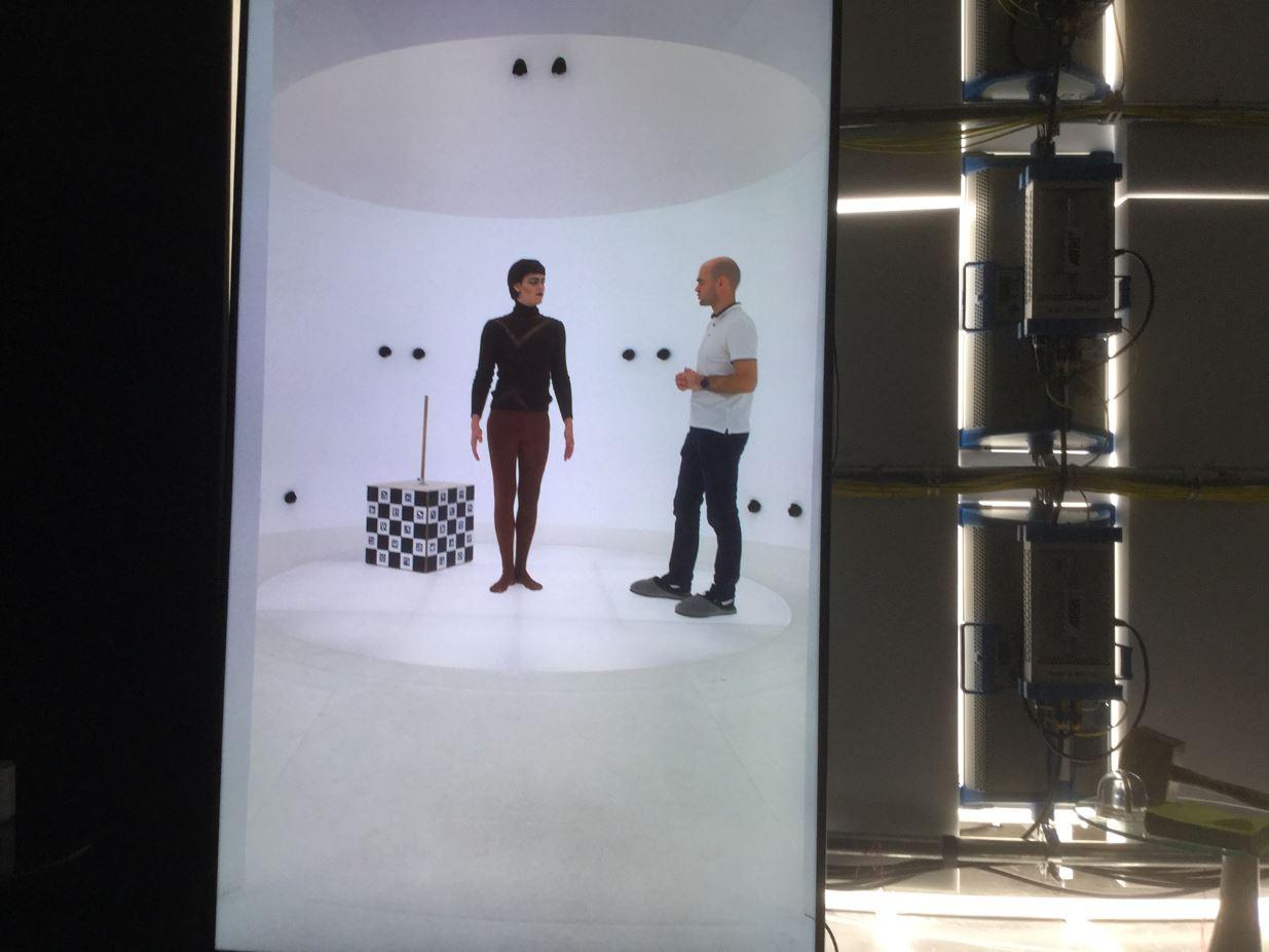 Produktion eines VR-Films