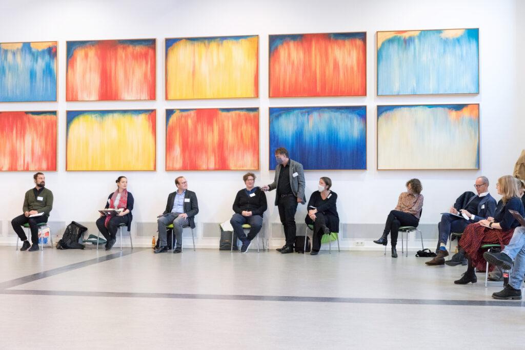 Bunte Vielfalt in museum4punkt0