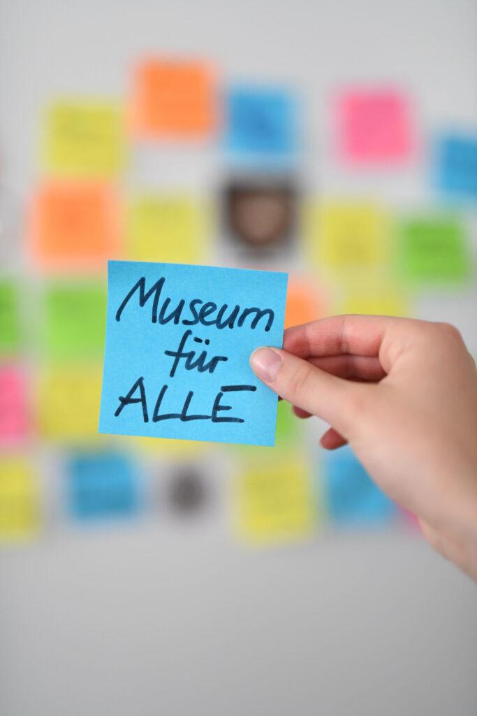 Im museum x.o wird von allen NutzerInnen mitgestaltet
