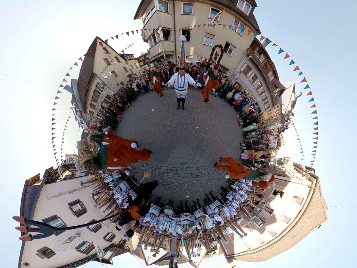 Zauber des Augenblicks: Immaterielles Kulturerbe Fastnacht digital erleben