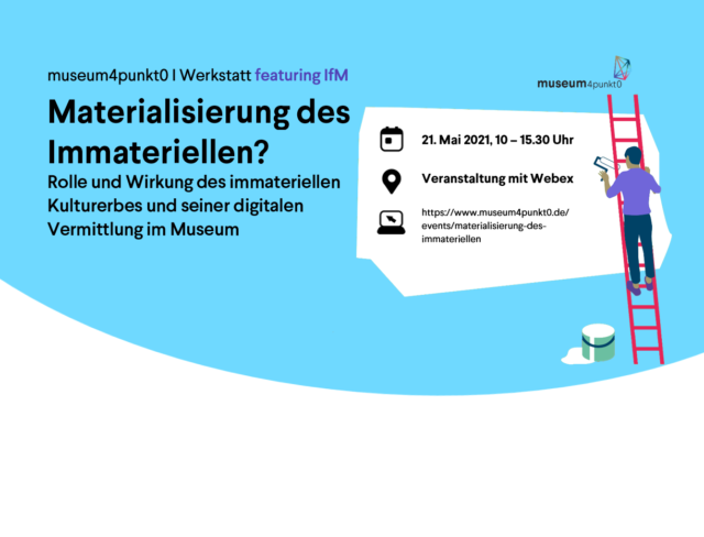 Materialisierung des Immateriellen?