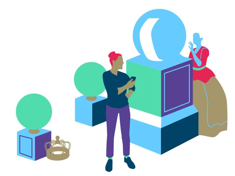 Digitales Storytelling: historische Räume und visualisierte Geschichte(n)