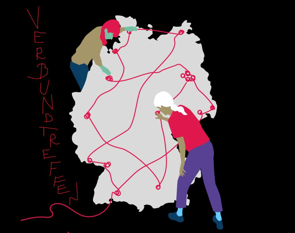 Digitales Treffen der museum4punkt0-Teams aus ganz Deutschland