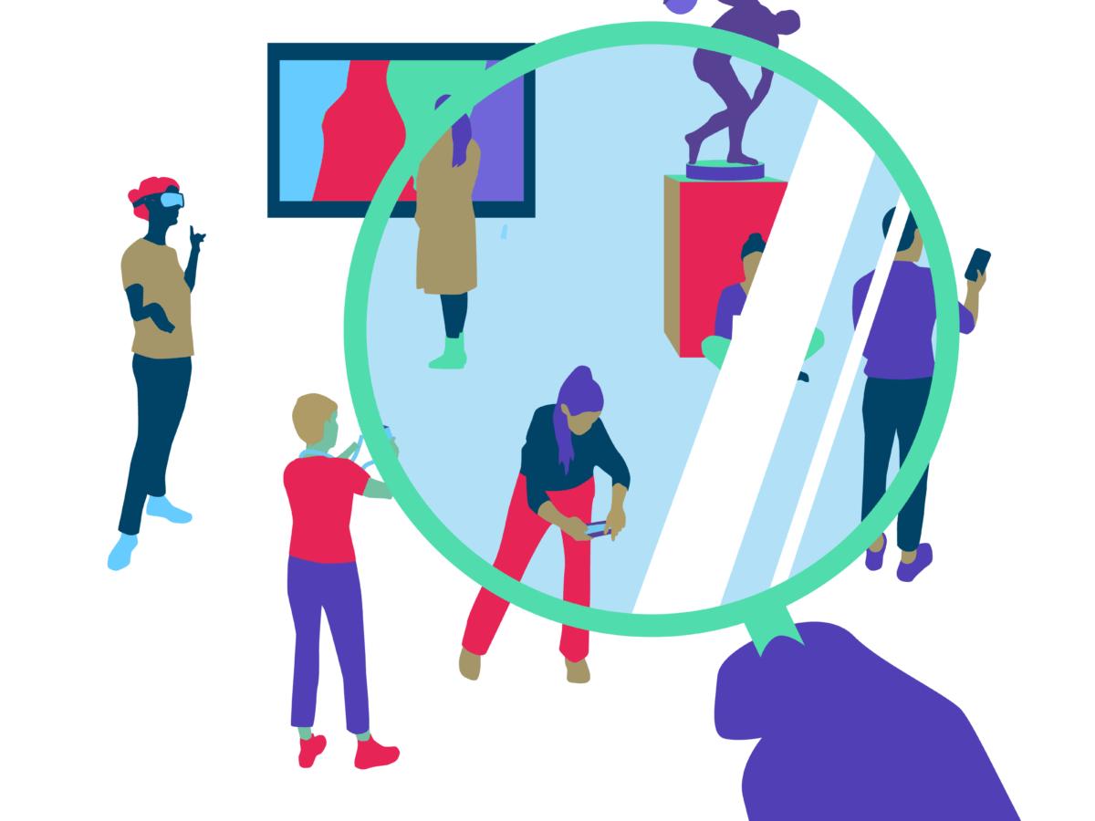 Mit Augmented Reality Wissenschaft im Museum zielgruppengerecht vermitteln