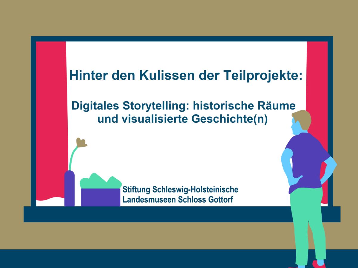 Blick in den museum4punkt0-Praxisalltag: Sieben Fragen zum Digital Storytelling in Schleswig-Holstein