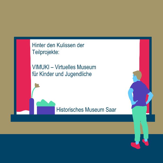 Blick in den museum4punkt0-Praxisalltag: Sieben Fragen an das Team des Historischen Museum Saar